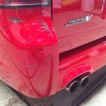 Before Paint Scratch Repairs
