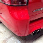 After Paint Scratch Repairs