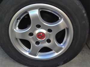 Western Suburbs Alloy Wheel Repairs - After