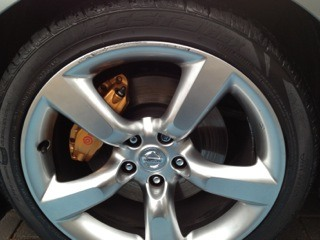 Alloy Wheel Repairs Ifull Before