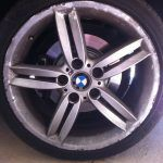 Before Wheel Repairs