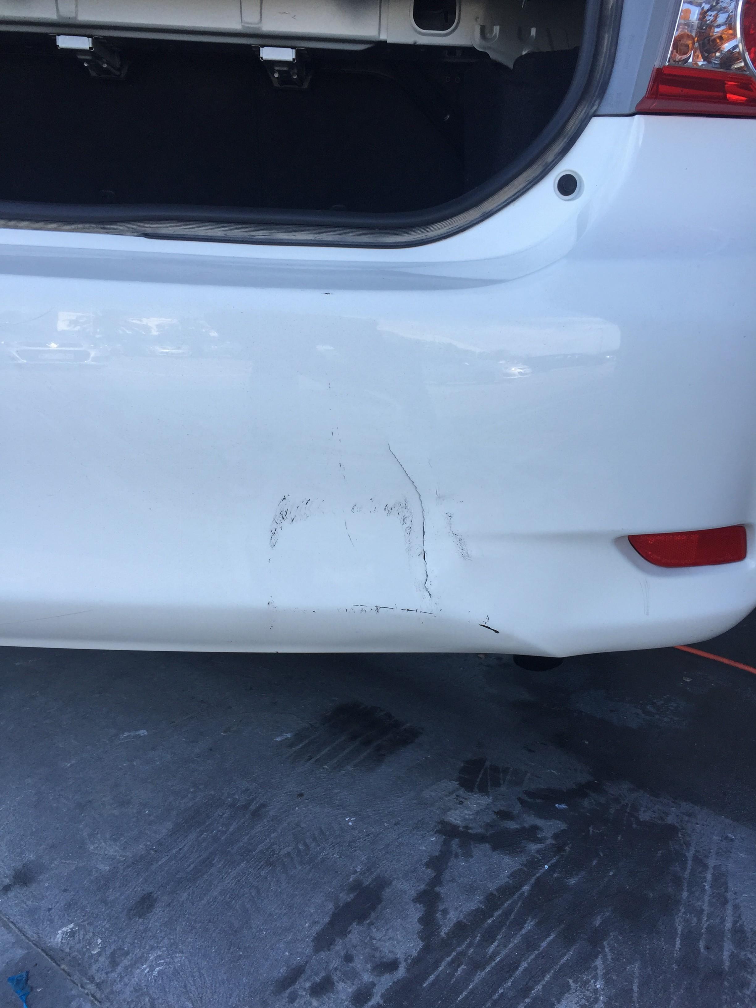 Cracked Bumper Bar Repairs Smart Paintworx Car Repairs Adelaide