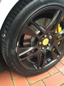 Gutter Rash On Your Alloys Smart Paintworx Car Repairs