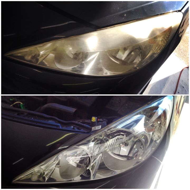 Headlight Restoration Adelaide Smart Paintworx Car Repairs Adelaide