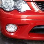Bumper Repairs  - Large crack - AFTER