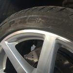 Machined Wheel Repair After