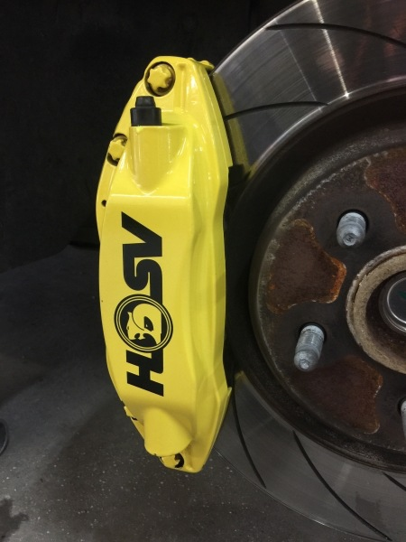 Brake Calipers After
