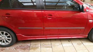 Scratch repairs western suburbs - After