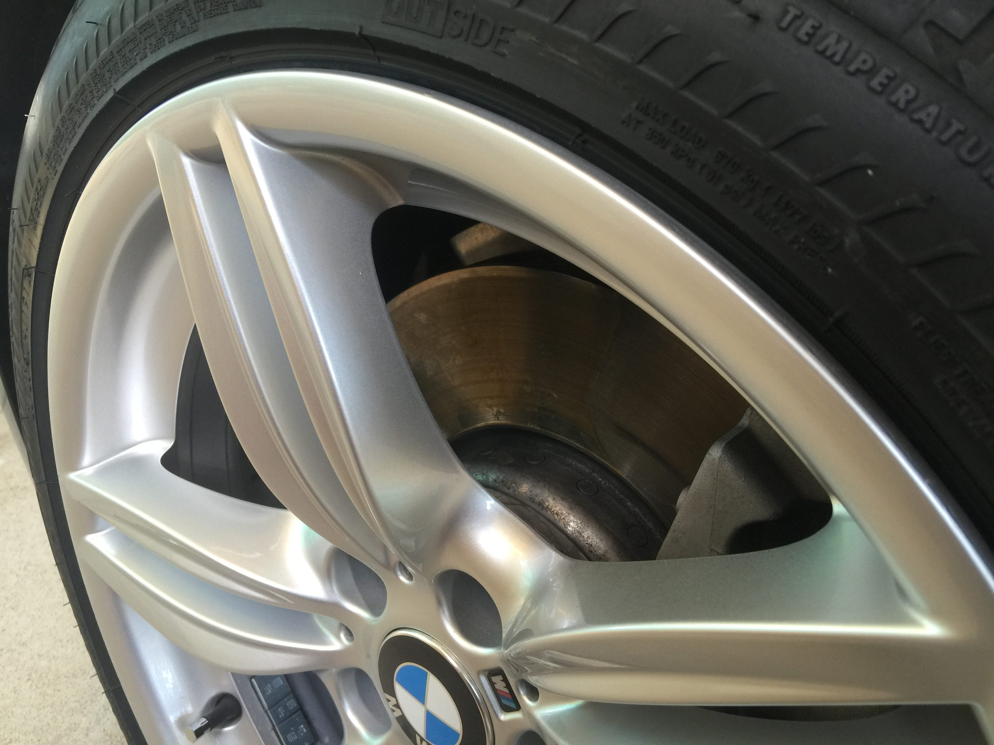 BMW Alloy Wheels Repaired