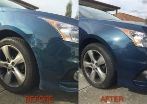 Traditional dent repair