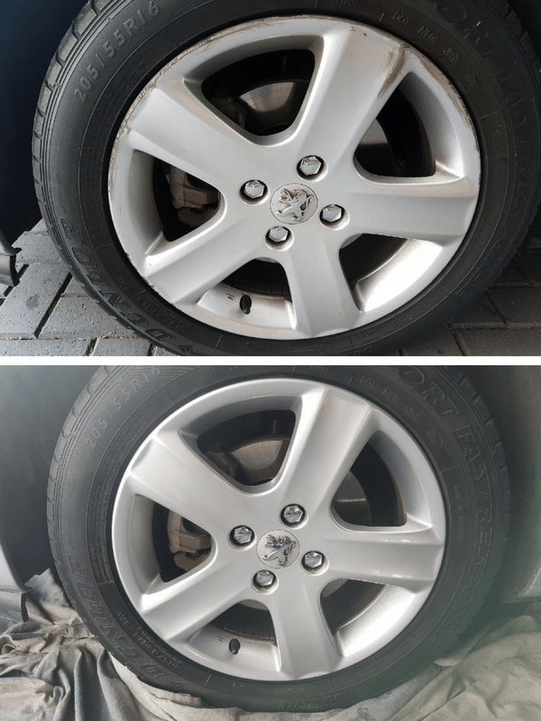 Alloy Wheel Repair Smart Paintworx Car Repairs Adelaide
