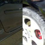 Scratch Repairs Before & After