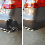 Bumper Bar Damage Adelaide