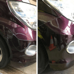 Onsite Bumper Bar Repairs