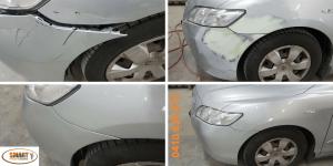 Mobile Repair vs Crash Shop