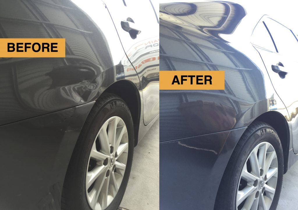 Camry Guard Dent - Adelaide
