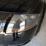 Audi TT Headlights - After