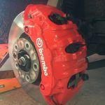 Brembo Calipers - After