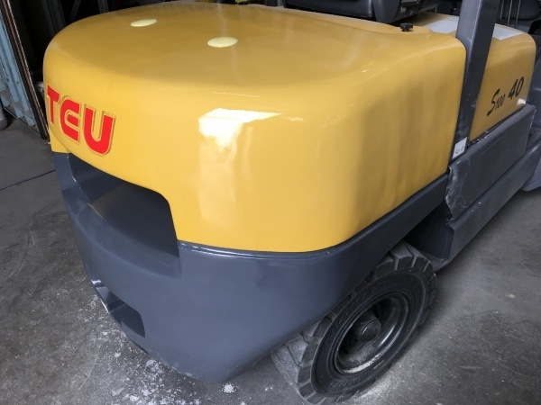 Forklift Repair - After
