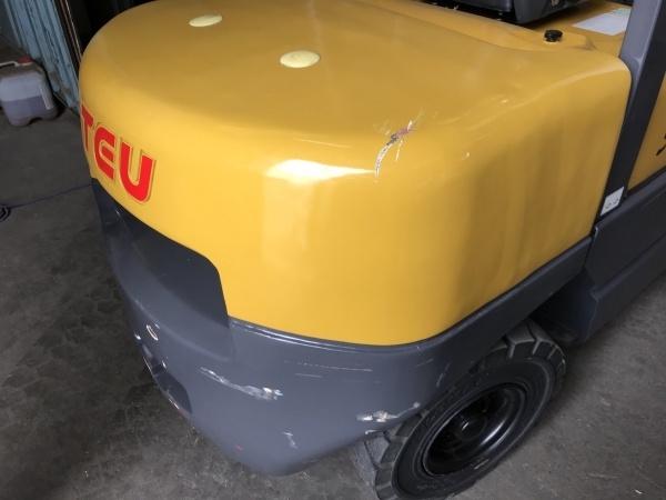Forklift Repair - Before