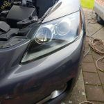 Mazda CX7 Headlight Restoration - After