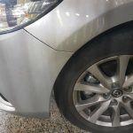 Mazda Guard Dent - After