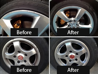 Alloy Repairs Before After
