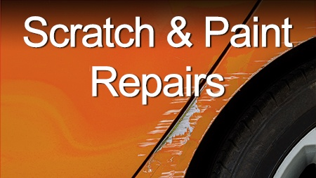 Scratch and Paint Repairs